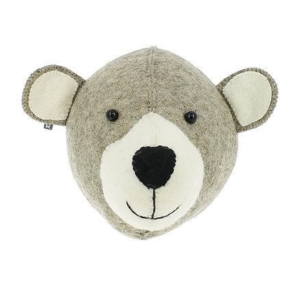 Fiona Walker Animal Head - Mummy Bear (semi)
