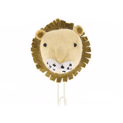 Fiona Walker Animal Hook - Lion
