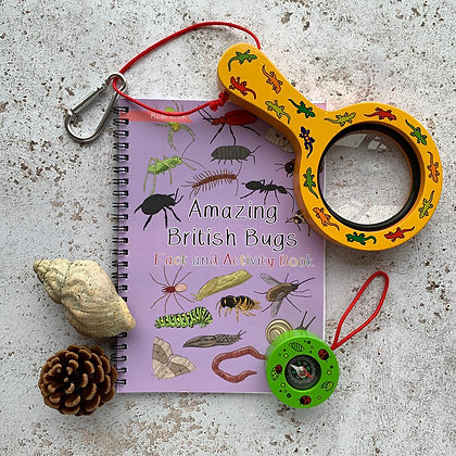 Bug Hunter Gift Set