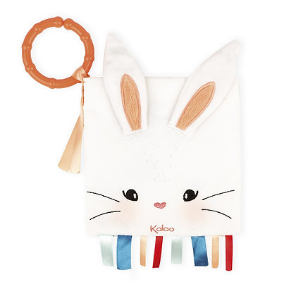 Kaloo Baby Activity Book -Rabbit
