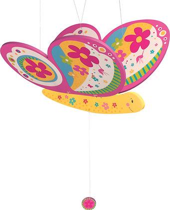 Goki Swinging Mobile - Butterfly