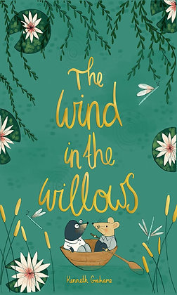 Wordsworth Collectors Edition - The Wind In The Willows