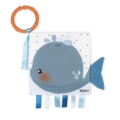Kaloo Baby Activity Book - Whale