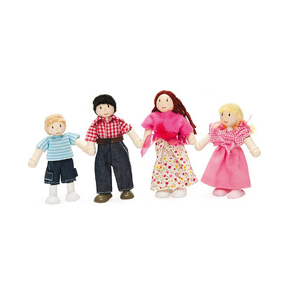 Le Toy Van - Dolly Family