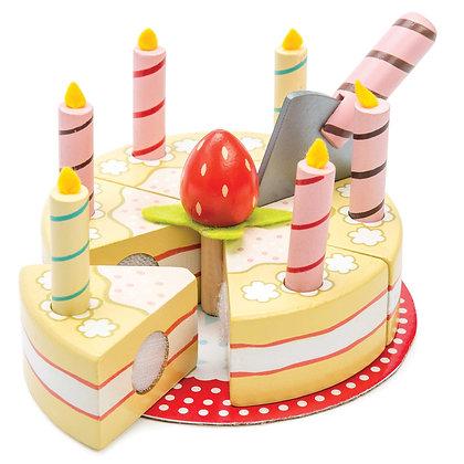 Le ToyVan - Vanilla Birthday Cake