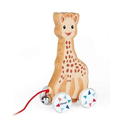 Sophie La Girafe Pull-Along Toy