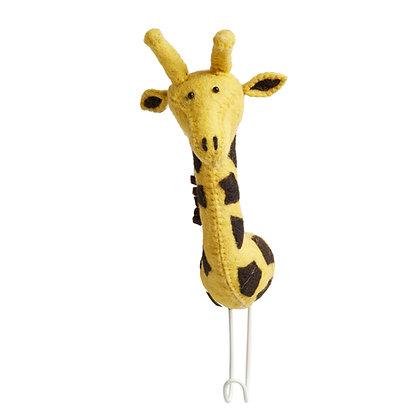Fiona Walker Animal Wall Hook - Giraffe