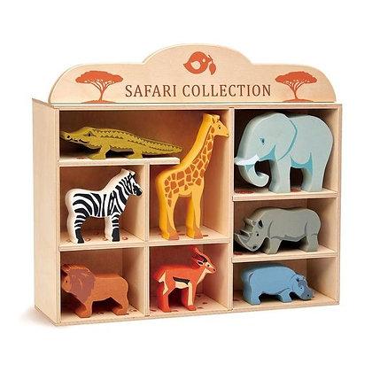 Tender Leaf - Safari Stackers with Shelf