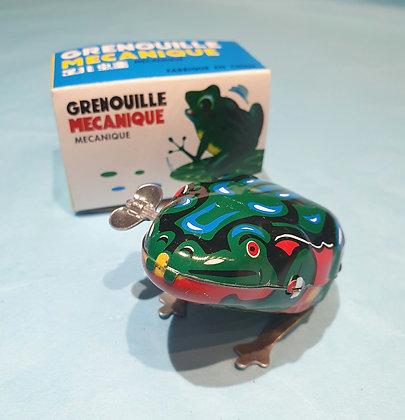 Wind Up Frog