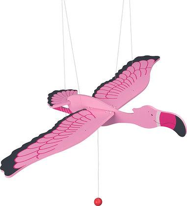 Goki Swinging Mobile - Flamingo