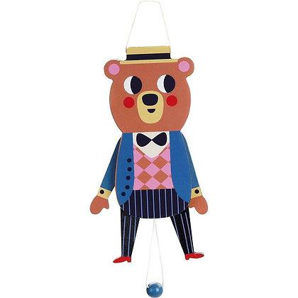 Vilac - Fancy Bear Puppet
