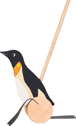 Goki Push-along - Penguin