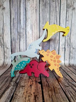 Tenderleaf Dinosaur Stackers