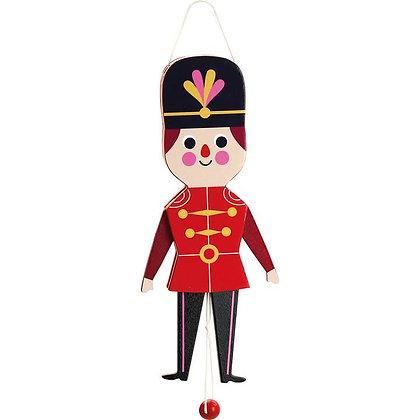 Vilac - Wooden Soldier Puppet
