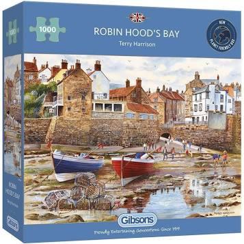 Gibons - Robin Hood's Bay 1000 Piece