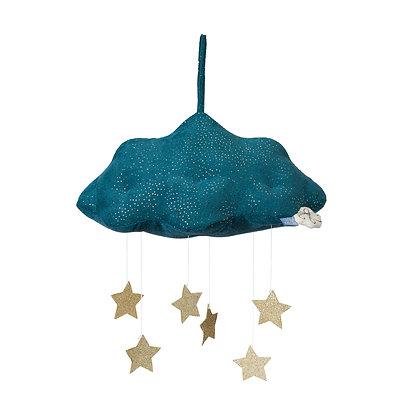 Picca Lou Lou Hanging - Corduroy cloud (blue)