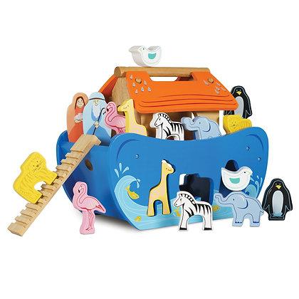Le Toy Van - Noahs Ark Shape Sorter
