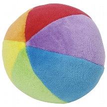Soft Rattle Ball