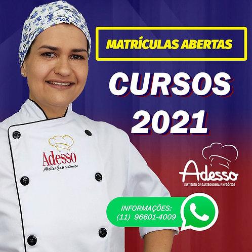 Matricula de Cursos Adesso 2021