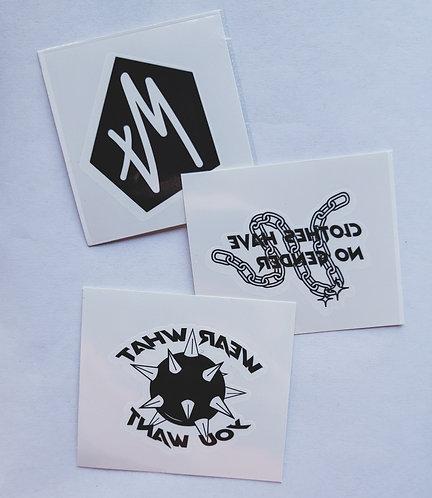 Mx Tattoos
