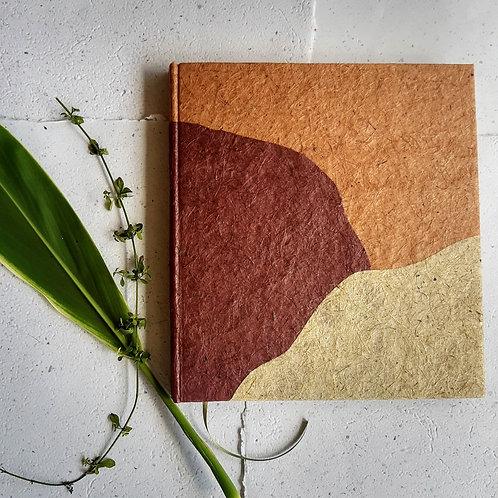 Livro ouro ou Cadernão costurado