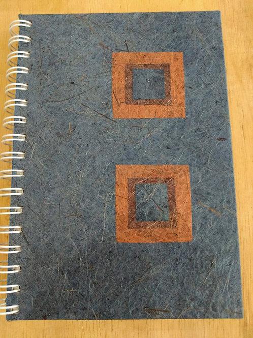 Bullet Journal ou caderno quadriculado ;)