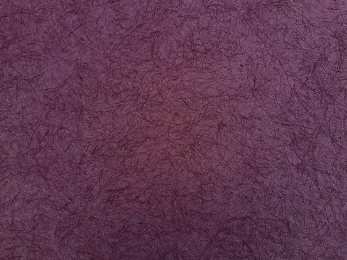 Folha papel roxo