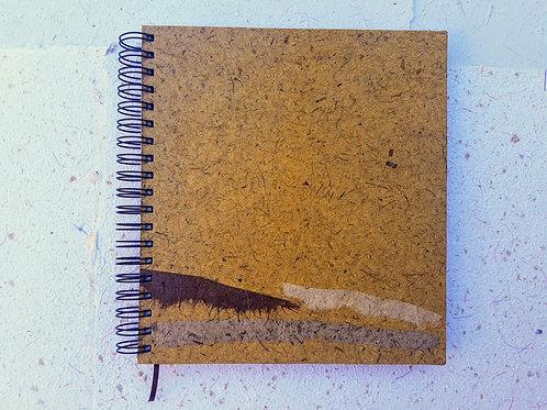 Livro ouro ou Cadernão wire-ô