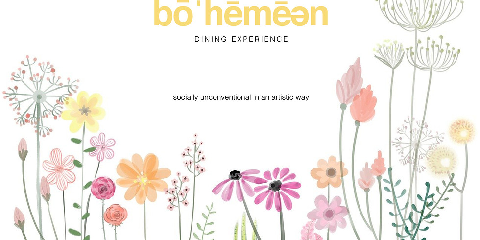 Bohemian Dining Experience