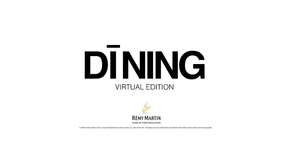 PRĪVIT DĪNING - Virtual Edition