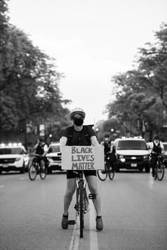 #blacklivesmatterbronzeville