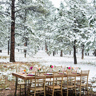 The Lodge at Cathedral Pines Styled Shoo
