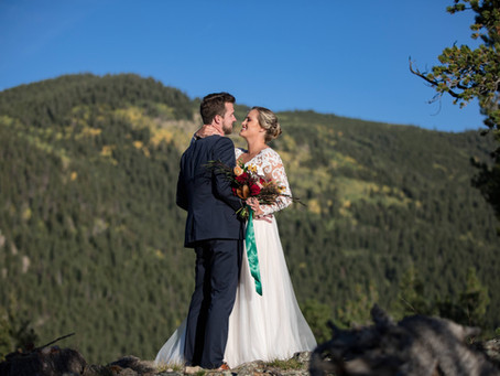 Modern Mountain Nuptials - Northstar Gatherings