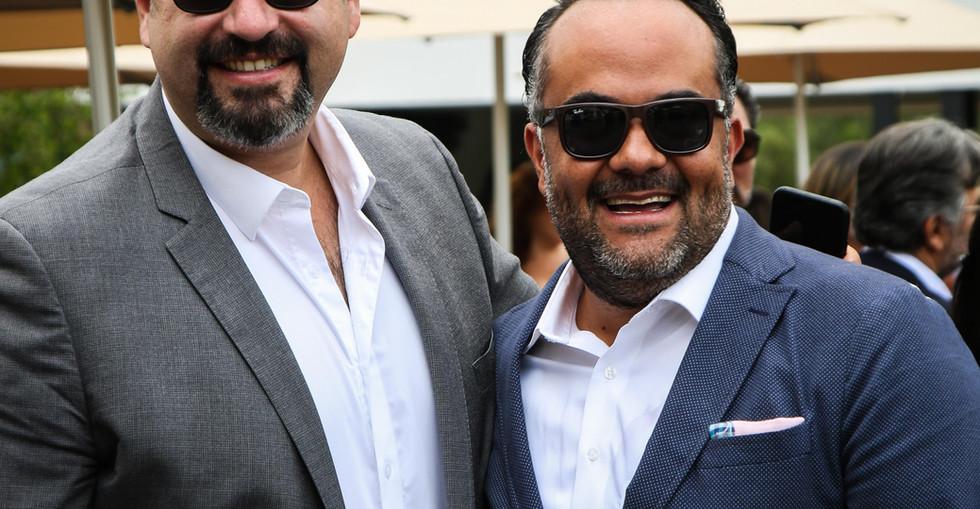 Rodrigo Casas (Jukebox) con Gerardo Mati