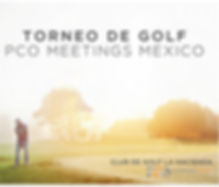 Torneo de Golf PCO