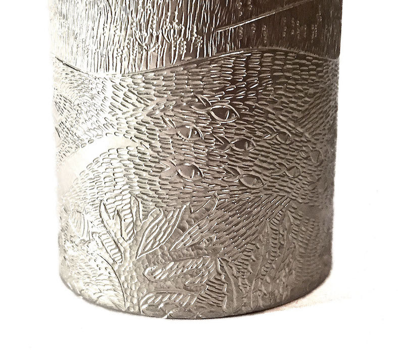 'Land and Sea' Vase