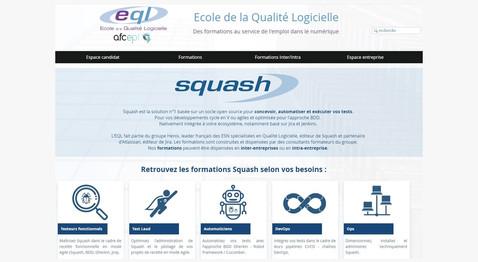De nouvelles formations Squash pour la saison 2020-2021