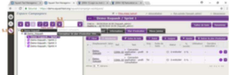 Création automatique et facile d'un plan de test dans Squash TM en fonction de livraisons, sprints ou requêtes JQL Jira