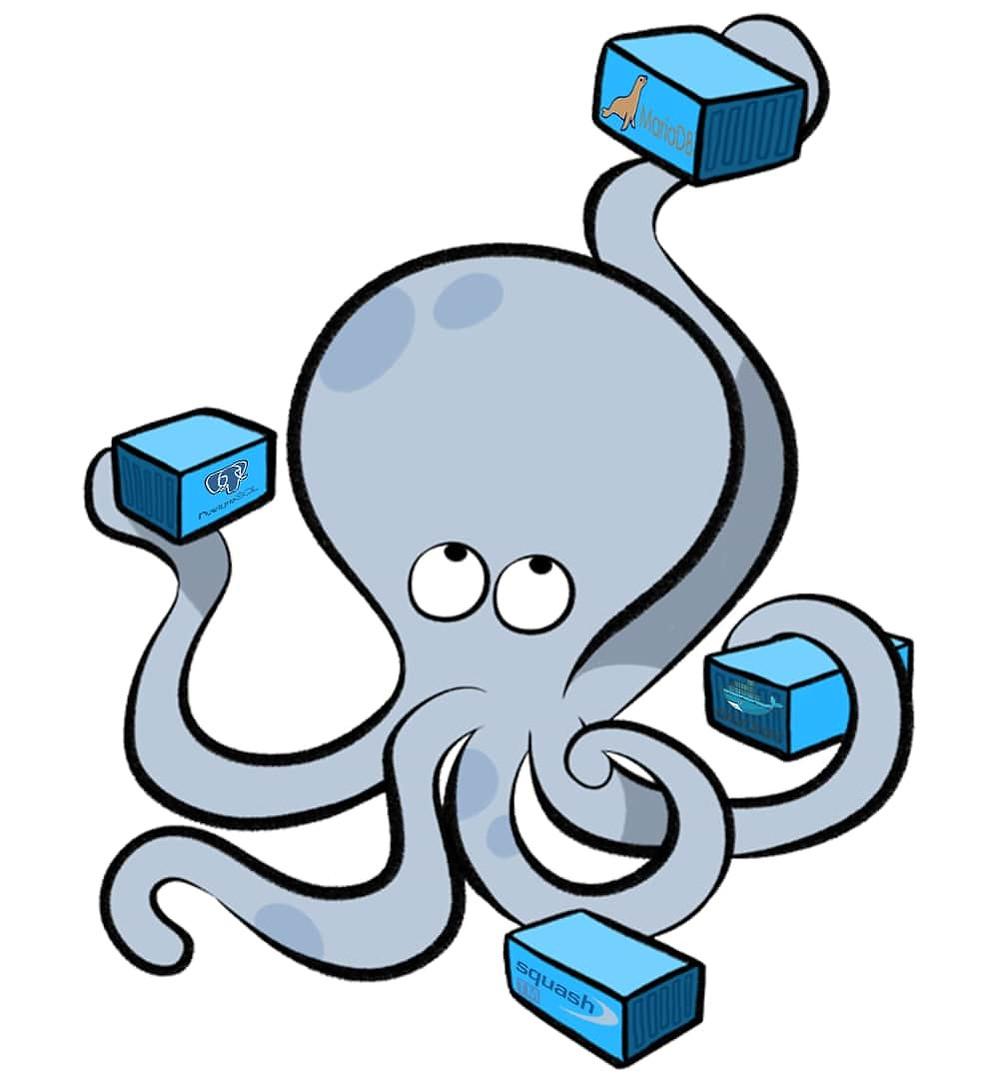 Installez et déployez Squash à l'aide de son image Docker officielle, désormais documentée pour MariaDB et PostgreSQL