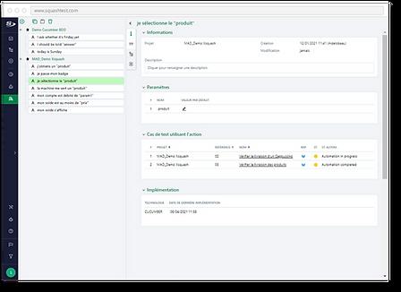 Optimisez vos cas de test Gherkin grâce à une bibliothèque d'actions reutilisables