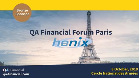 Squash mis en lumière lors du QA Financial Forum Paris