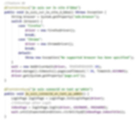 Squash compatible avec les meilleurs outils d'automatisation de test, approche mots clés, code natif ou studios