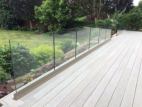 Toughened Glass South West London