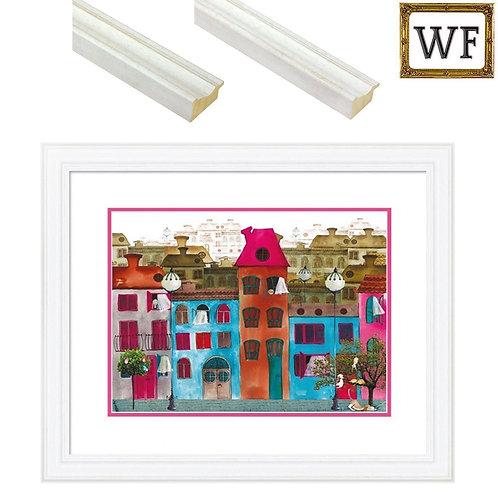 'Paris' Scoop Frame