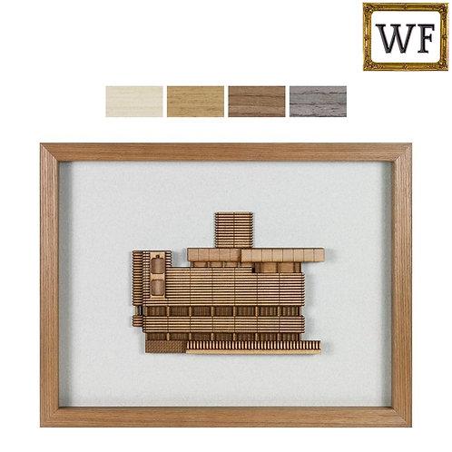 'Floripa' Frame