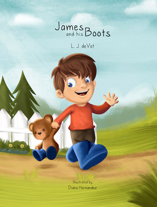 James and his Boots