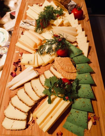 Alles Käse - Käseplatte die Zweite