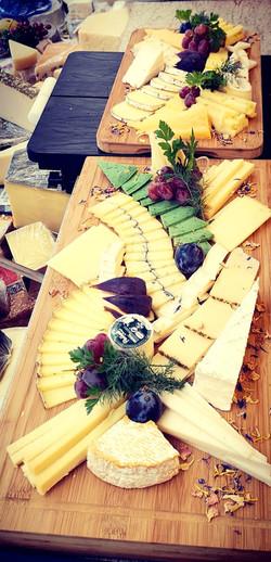Alles Käse Käseplatte