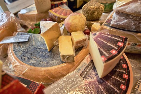 Alles Käse - Käsetheke
