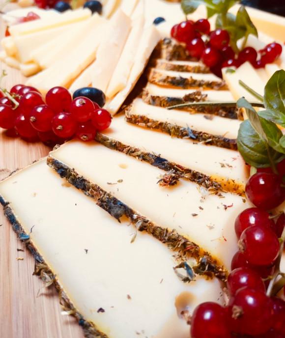 Alles Käse - Käseplatte